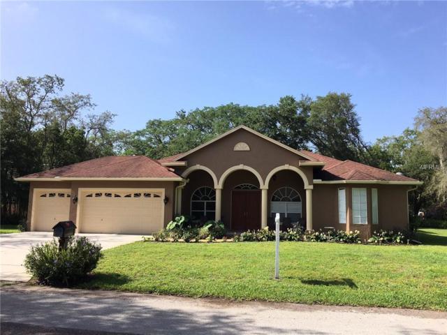 2409 Heather Manor Lane, Lutz, FL 33549 (MLS #T3113652) :: Griffin Group
