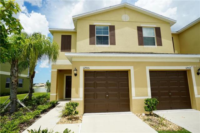 12955 Dream Catcher Way, Riverview, FL 33579 (MLS #T3114001) :: Burwell Real Estate