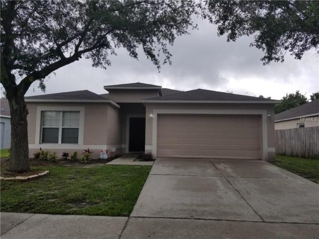 25022 Hyde Park Boulevard, Land O Lakes, FL 34639 (MLS #T3114153) :: Griffin Group