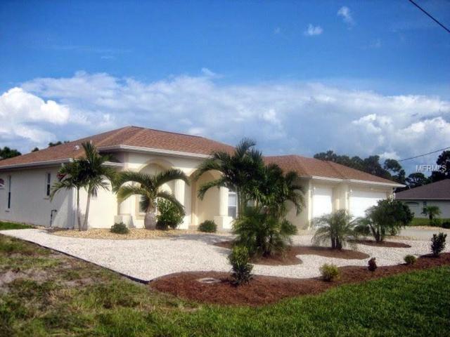 75 Pine Valley Lane, Rotonda West, FL 33947 (MLS #T3114654) :: The BRC Group, LLC