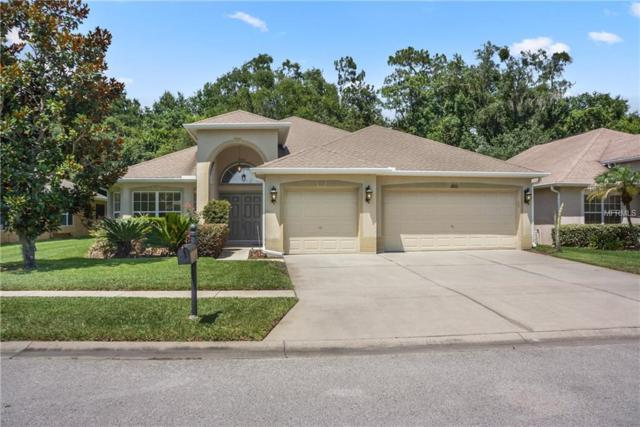 6912 Pine Springs Drive, Zephyrhills, FL 33545 (MLS #T3115837) :: The Duncan Duo Team