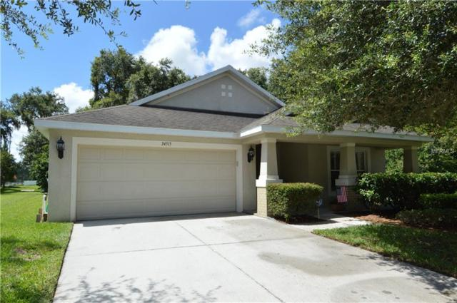 34515 Cliffcreek Court, Wesley Chapel, FL 33545 (MLS #T3115980) :: The Duncan Duo Team