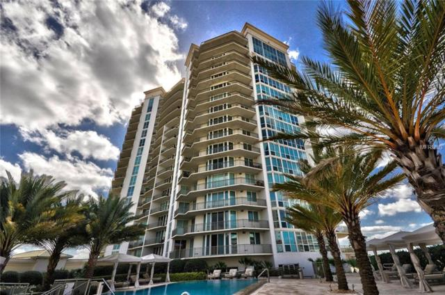 450 Knights Run Avenue #412, Tampa, FL 33602 (MLS #T3116145) :: The Duncan Duo Team
