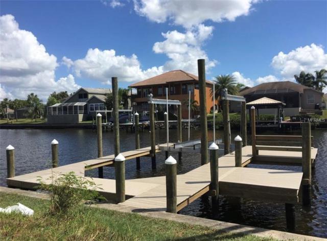 810 Golf Island Drive, Apollo Beach, FL 33572 (MLS #T3116767) :: The Duncan Duo Team