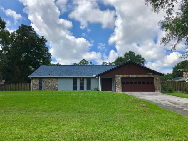 2532 Victarra Circle, Lutz, FL 33559 (MLS #T3117420) :: Team Bohannon Keller Williams, Tampa Properties