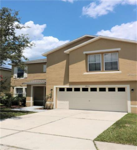 2405 Brownwood Drive, Mulberry, FL 33860 (MLS #T3117738) :: Gate Arty & the Group - Keller Williams Realty