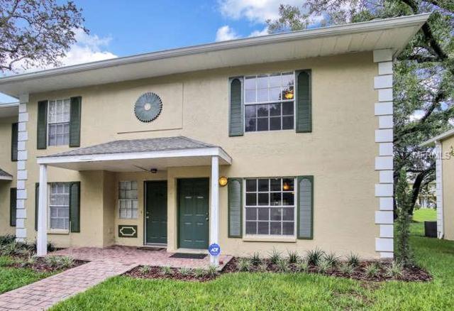 5188 Sunridge Palms Drive #84, Tampa, FL 33617 (MLS #T3117903) :: The Duncan Duo Team