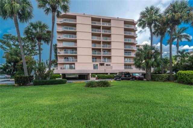 7432 Sunshine Skyway Lane S #706, St Petersburg, FL 33711 (MLS #T3118055) :: Team Bohannon Keller Williams, Tampa Properties