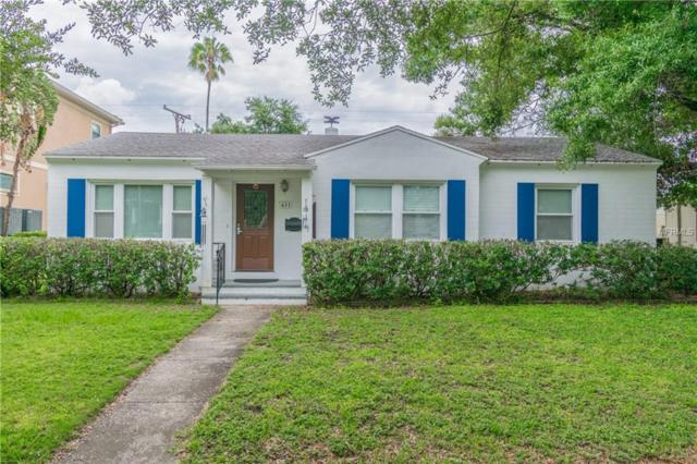 431 E Davis Boulevard, Tampa, FL 33606 (MLS #T3118288) :: Gate Arty & the Group - Keller Williams Realty