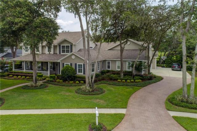 5803 Thoreau Place, Lithia, FL 33547 (MLS #T3118514) :: The Brenda Wade Team