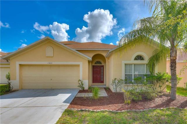 15819 Cedar Elm Terrace, Land O Lakes, FL 34638 (MLS #T3119017) :: Delgado Home Team at Keller Williams