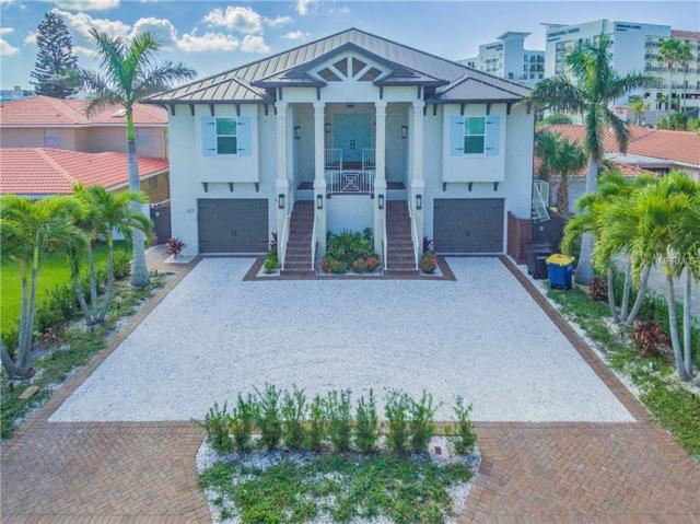 117 Devon Drive, Clearwater Beach, FL 33767 (MLS #T3119121) :: Team Bohannon Keller Williams, Tampa Properties
