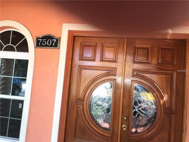7507 Blossom Avenue, Tampa, FL 33614 (MLS #T3119123) :: Delgado Home Team at Keller Williams
