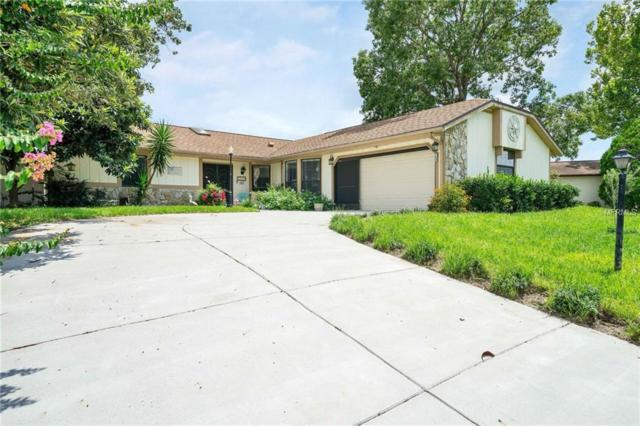 12426 Fish Cove Drive, Spring Hill, FL 34609 (MLS #T3119170) :: GO Realty