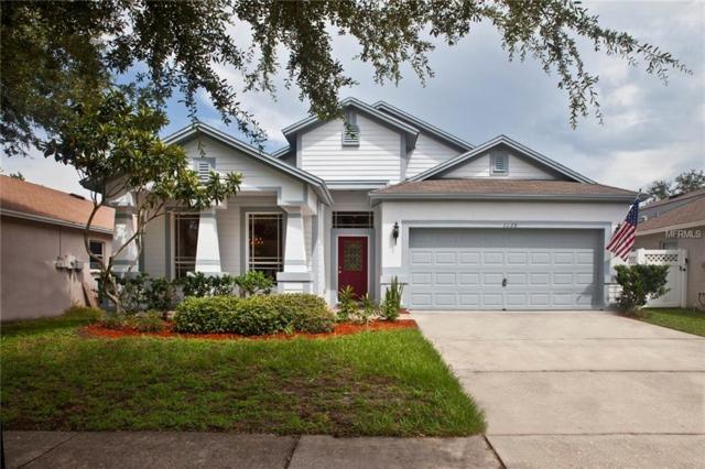 1128 Barclay Wood Drive, Ruskin, FL 33570 (MLS #T3119218) :: Team Bohannon Keller Williams, Tampa Properties
