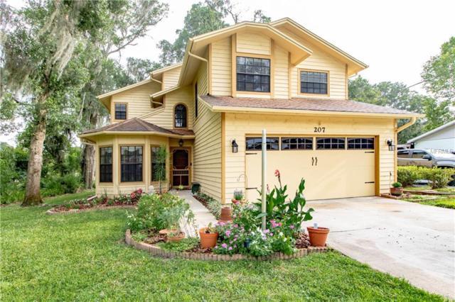 207 5TH Avenue SE, Lutz, FL 33549 (MLS #T3119413) :: Godwin Realty Group