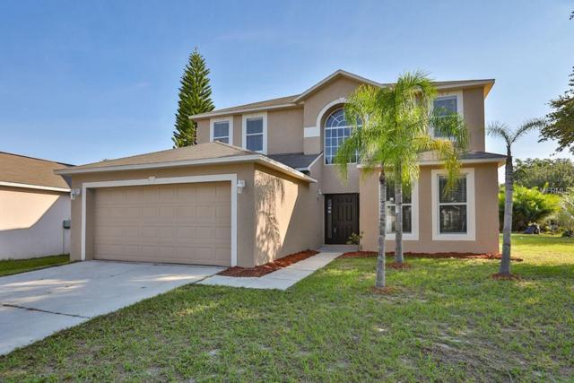 12734 Kings Lake Drive, Gibsonton, FL 33534 (MLS #T3119465) :: Dalton Wade Real Estate Group