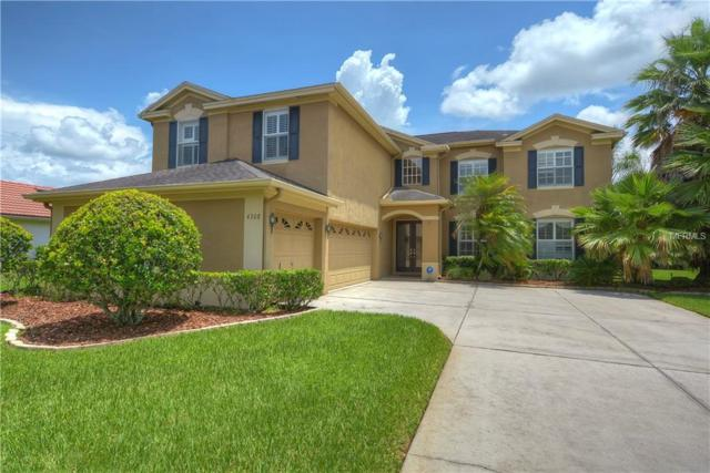 4308 Harborwatch Lane, Lutz, FL 33558 (MLS #T3119469) :: The Lockhart Team