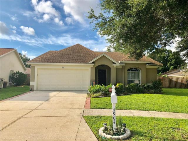 4904 Forest Brook Place, Tampa, FL 33624 (MLS #T3119489) :: G World Properties
