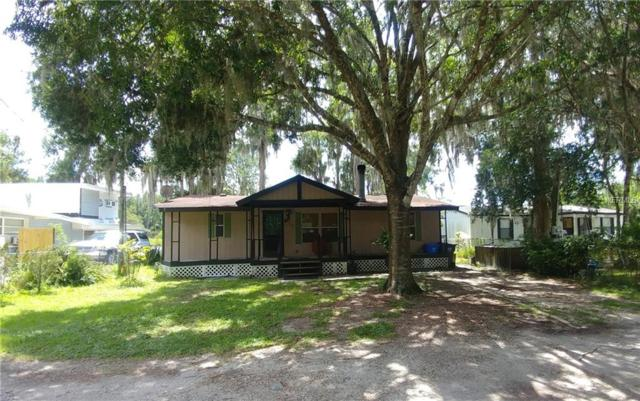 18108 Lake Front Drive, Lutz, FL 33548 (MLS #T3119535) :: Gate Arty & the Group - Keller Williams Realty