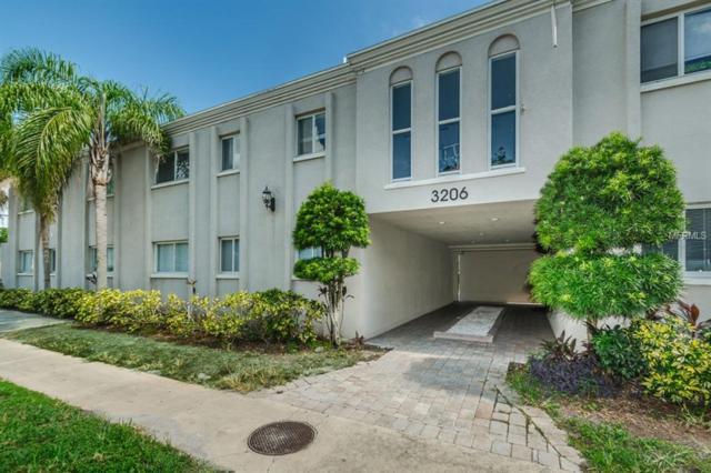 3206 W Azeele Street #106, Tampa, FL 33609 (MLS #T3119547) :: The Duncan Duo Team
