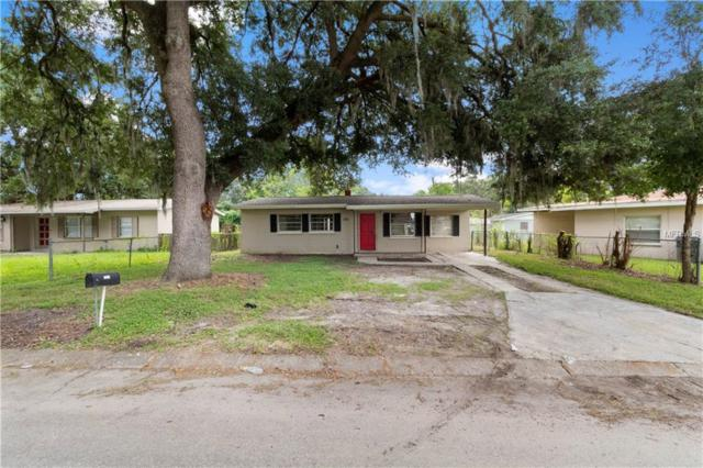1011 Canal Drive W, Lakeland, FL 33801 (MLS #T3119636) :: Gate Arty & the Group - Keller Williams Realty