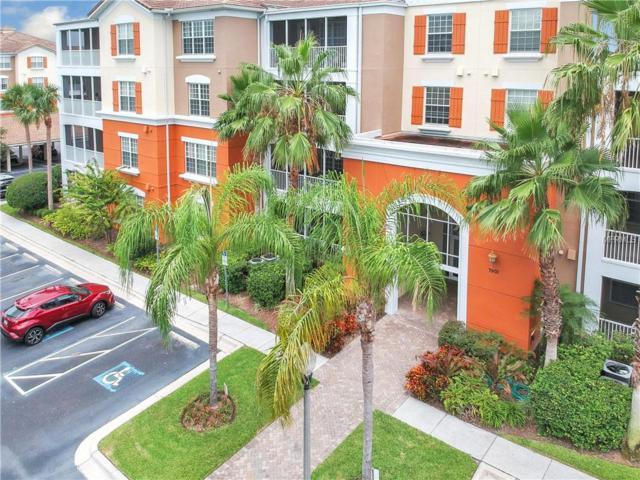 7901 Seminole Boulevard #1406, Seminole, FL 33772 (MLS #T3119727) :: Lovitch Realty Group, LLC