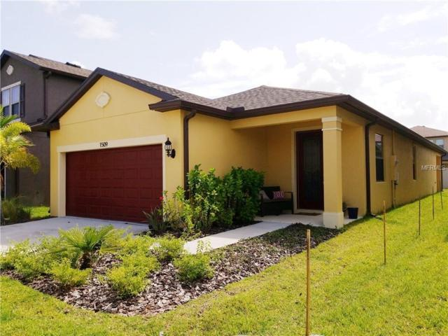 1509 Gadsden Point Place, Ruskin, FL 33570 (MLS #T3119882) :: The Light Team