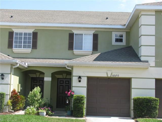 8570 Trail Wind Drive #8570, Tampa, FL 33647 (MLS #T3119979) :: The Duncan Duo Team