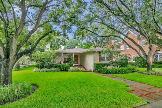 3129 W Oaklyn Avenue, Tampa, FL 33609 (MLS #T3120161) :: The Lockhart Team