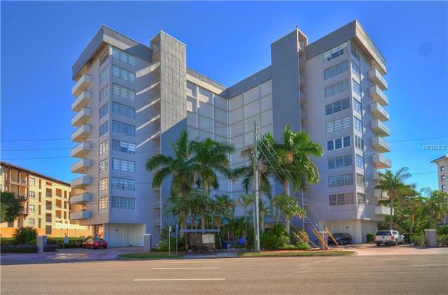 470 3RD Street S #803, St Petersburg, FL 33701 (MLS #T3120377) :: Baird Realty Group