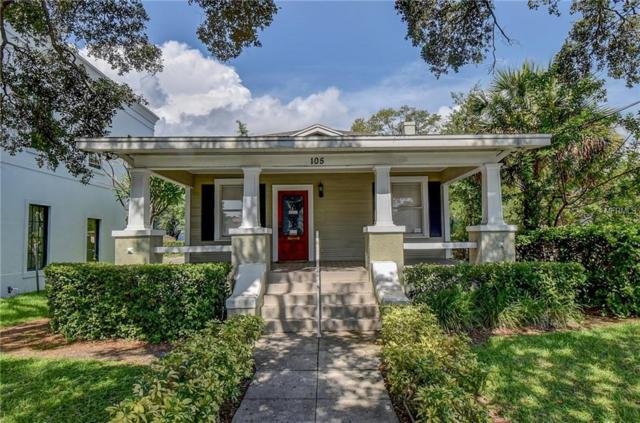 105 S Albany Avenue, Tampa, FL 33606 (MLS #T3121152) :: The Duncan Duo Team
