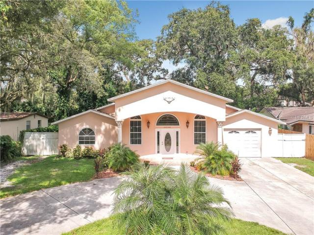 16208 Highland Avenue, Lutz, FL 33548 (MLS #T3121578) :: Team Bohannon Keller Williams, Tampa Properties
