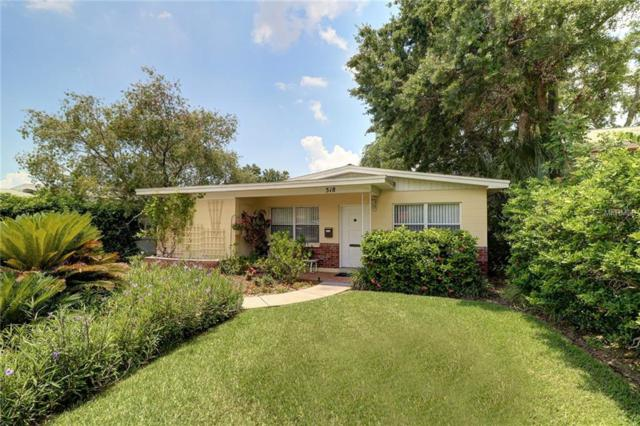 518 Columbia Drive, Tampa, FL 33606 (MLS #T3121964) :: RE/MAX Realtec Group