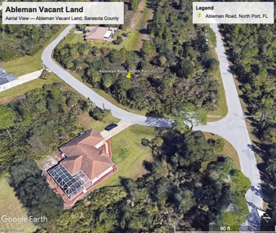 Abelman Road, North Port, FL 34291 (MLS #T3122277) :: Griffin Group