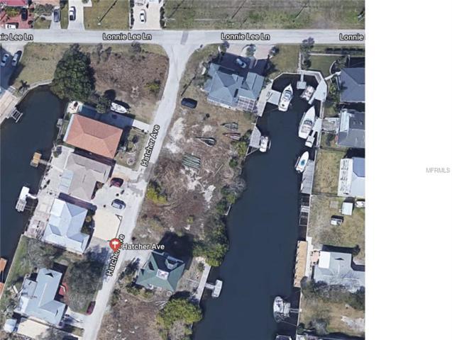0 Hatcher, Hudson, FL 34667 (MLS #T3122657) :: Griffin Group