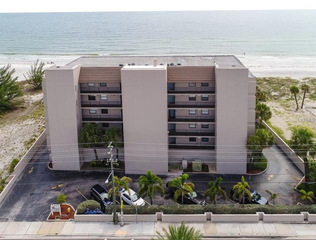 13650 Gulf Boulevard #203, Madeira Beach, FL 33708 (MLS #T3122872) :: The Duncan Duo Team