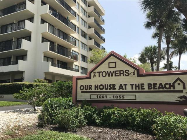 1055 Beach Road B-404, Sarasota, FL 34242 (MLS #T3123350) :: McConnell and Associates