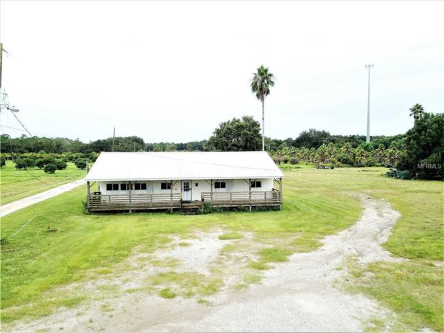 115 E Knights Griffin Road, Plant City, FL 33565 (MLS #T3124193) :: Team Bohannon Keller Williams, Tampa Properties