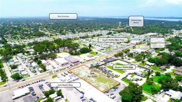 1317 27TH AVE W, Bradenton, FL 34205 (MLS #T3124220) :: Griffin Group