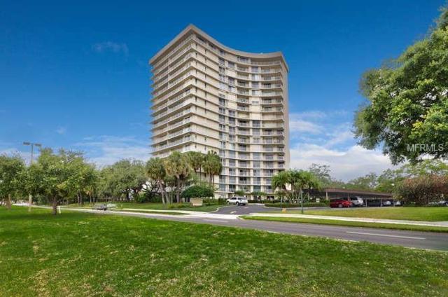 2611 Bayshore Boulevard #205, Tampa, FL 33629 (MLS #T3124629) :: Team Bohannon Keller Williams, Tampa Properties
