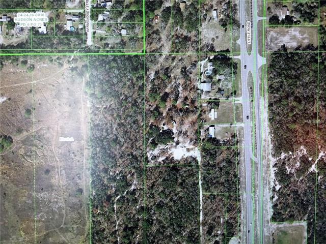 0 0 Road, Hudson, FL 34667 (MLS #T3124657) :: Griffin Group