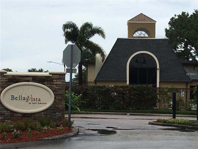 10199 Sailwinds Boulevard S #203, Largo, FL 33773 (MLS #T3124707) :: Revolution Real Estate