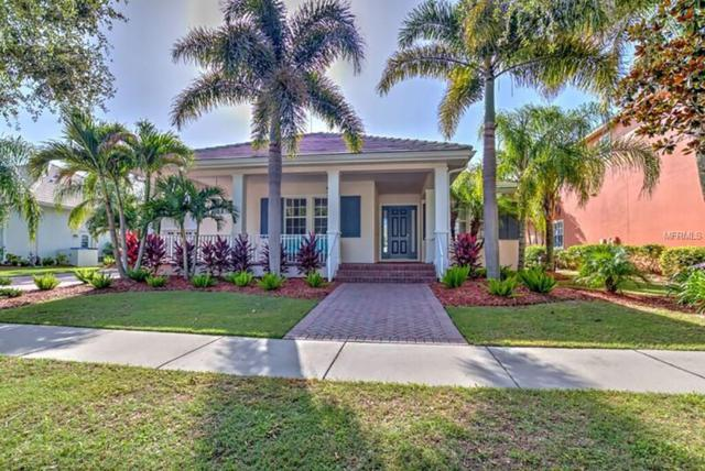 5417 Merritt Island Drive, Apollo Beach, FL 33572 (MLS #T3124732) :: Team Bohannon Keller Williams, Tampa Properties