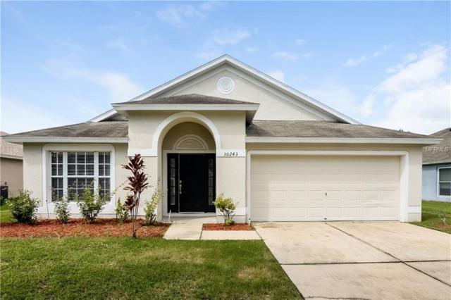 Address Not Published, Wesley Chapel, FL 33543 (MLS #T3124758) :: Team Bohannon Keller Williams, Tampa Properties