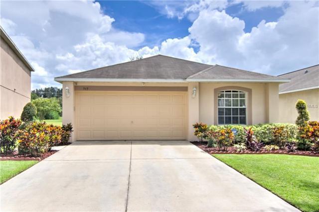 945 Brenton Leaf Drive, Ruskin, FL 33570 (MLS #T3124854) :: Dalton Wade Real Estate Group