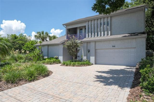746 S Davis Boulevard, Tampa, FL 33606 (MLS #T3125057) :: G World Properties
