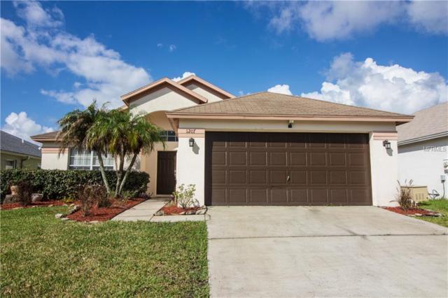 1207 Horsemint Lane, Wesley Chapel, FL 33543 (MLS #T3125124) :: Team Bohannon Keller Williams, Tampa Properties