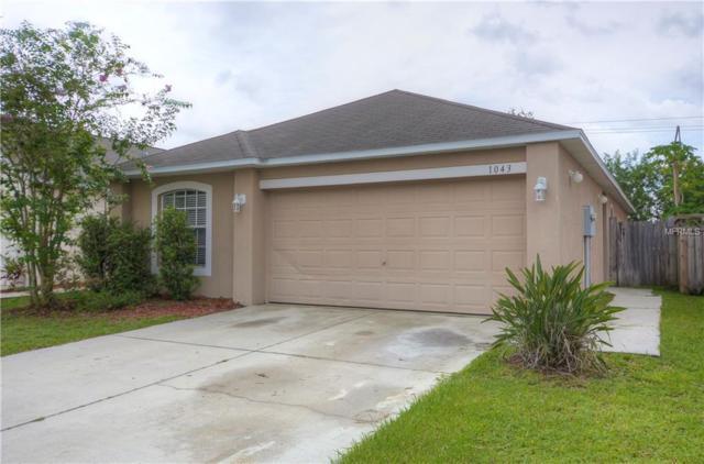 1043 Brenton Leaf Drive, Ruskin, FL 33570 (MLS #T3125133) :: Dalton Wade Real Estate Group
