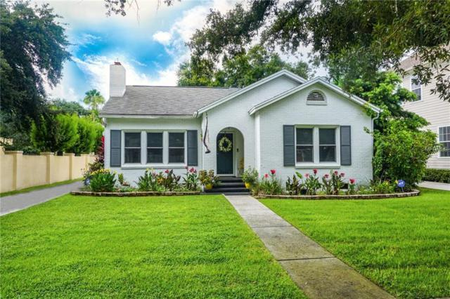 2810 W Parkland Boulevard, Tampa, FL 33609 (MLS #T3125214) :: The Duncan Duo Team